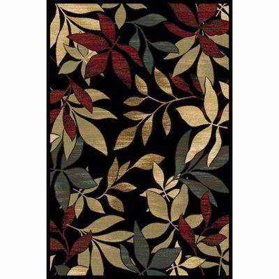 Picture of Hearst Leaves 5x8 Rug