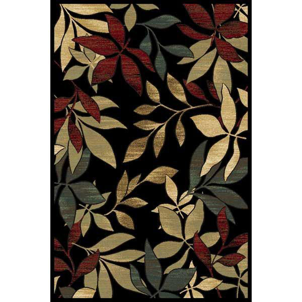 Picture of Hearst Leaves 8x10 Rug