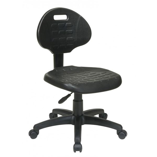 Picture of Black Task Office Chair KH520 *D