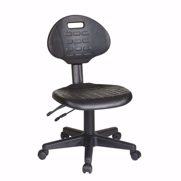 Picture of Black Ergonomic Office Chair *D