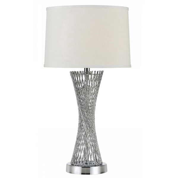 Picture of Twisted LED Table Lamp