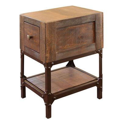 Picture of Urban Gold Chair Side Table