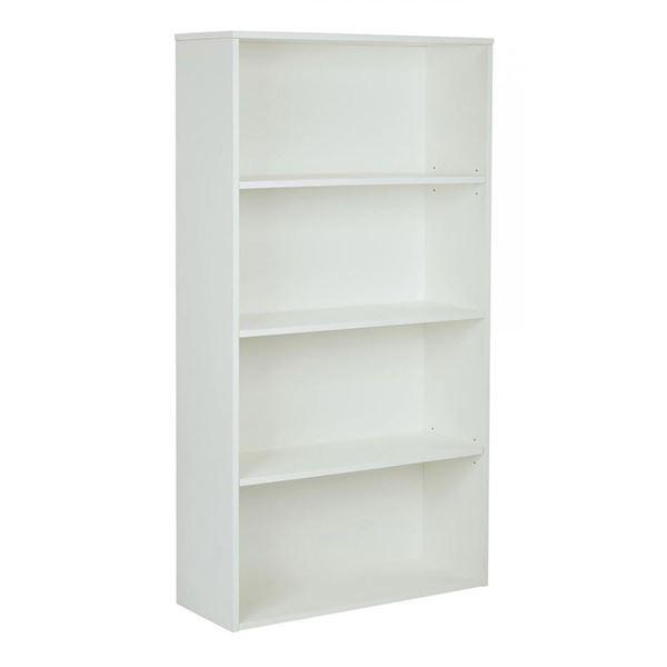 Picture of White Prado 60 In Bookcase *D
