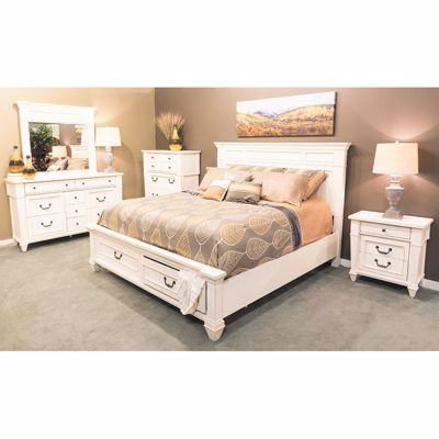 Picture of Newport 5 Piece Bedroom Set