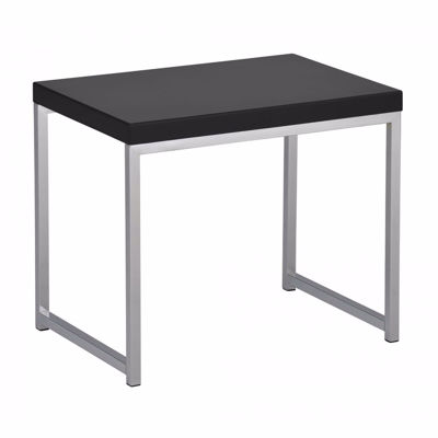 Picture of Black Wallstreet End Table *D