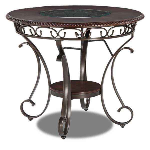 Picture of Glambrey Round Counter Table