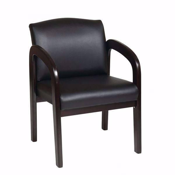 Picture of Esp Faux Leather Office Chair *D