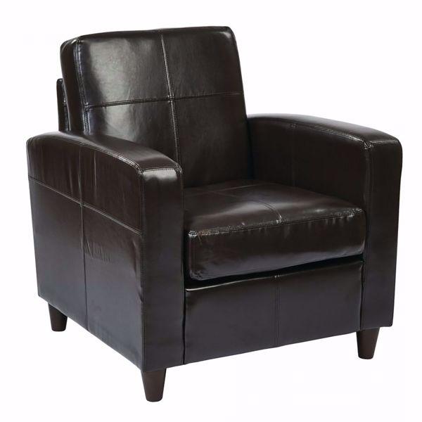 Picture of Venus Espresso Club Chair *D