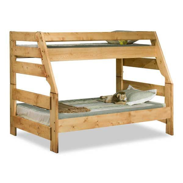 Picture of Bunkhouse Twin/Full Bunkbed