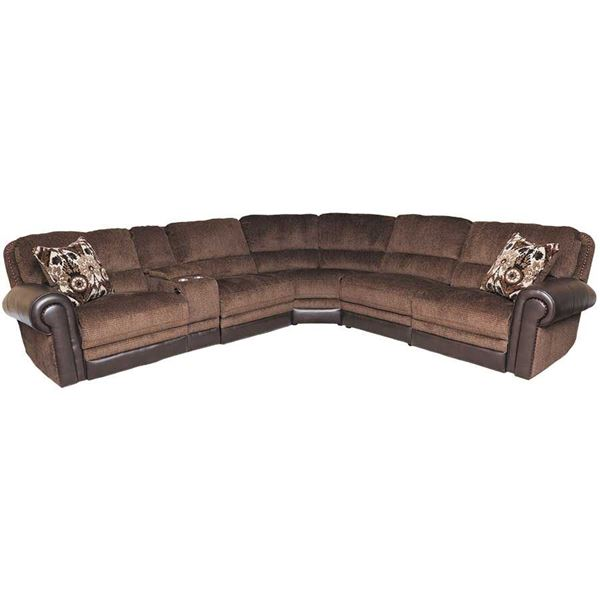 Picture of Charleston 4 Piece Power Reclining Sectional