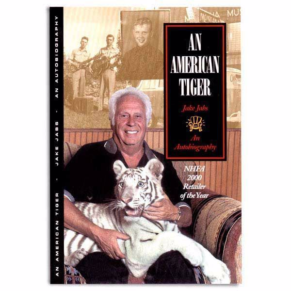 Picture of An American Tiger - Jake Jabs