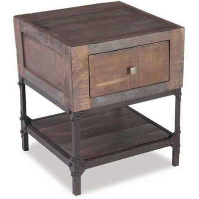 Picture of Urban Gold End Table