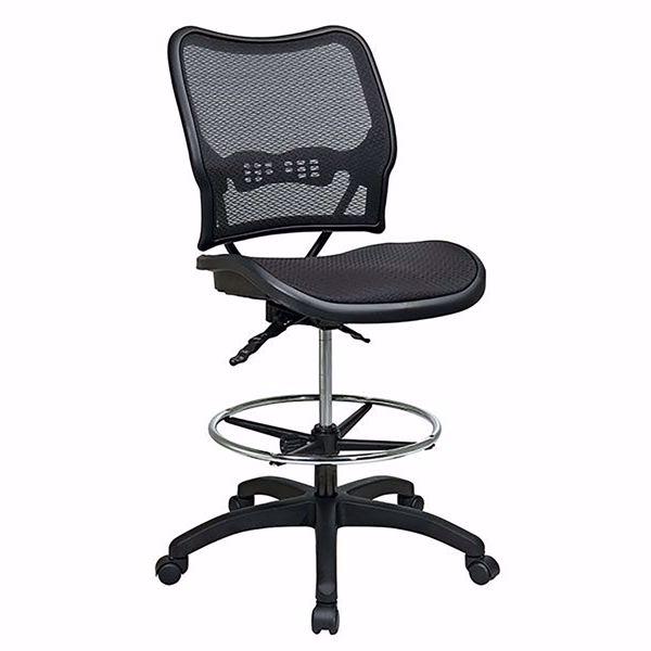 Picture of Ergonomic Black AirGrid Off Chair 13-77N30D *D