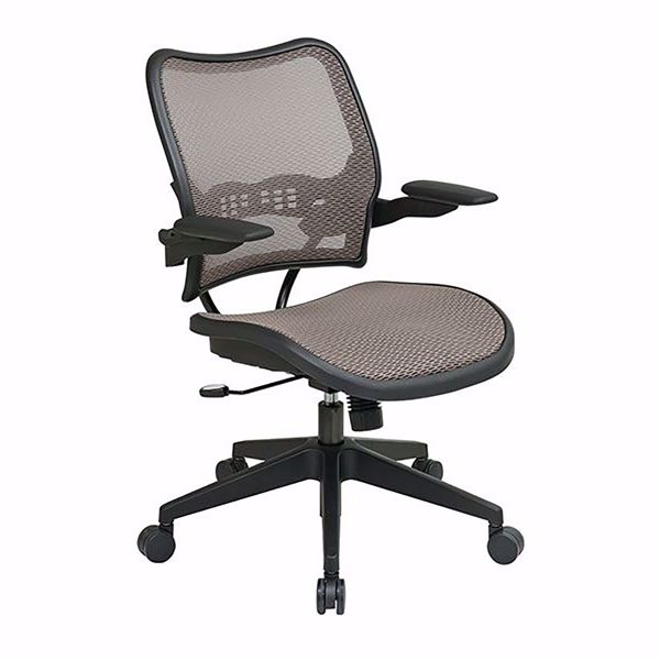 Picture of Latte Black AirGrid Office Chair 13-88N1P3 *D