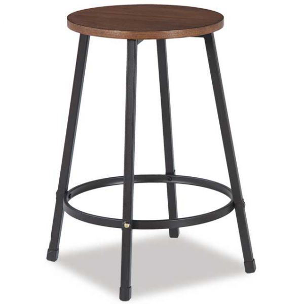 "Picture of Napa Metal 24"" Barstool"