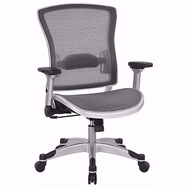 Picture of Flip Arms Mesh Office Chair 317-66C61F6 *D