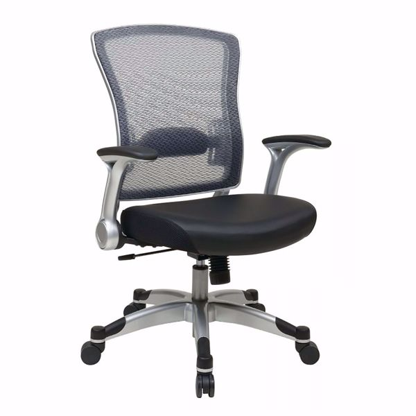 Picture of Light Black AirGrid Office Chair 317-ME36C61F6 *D