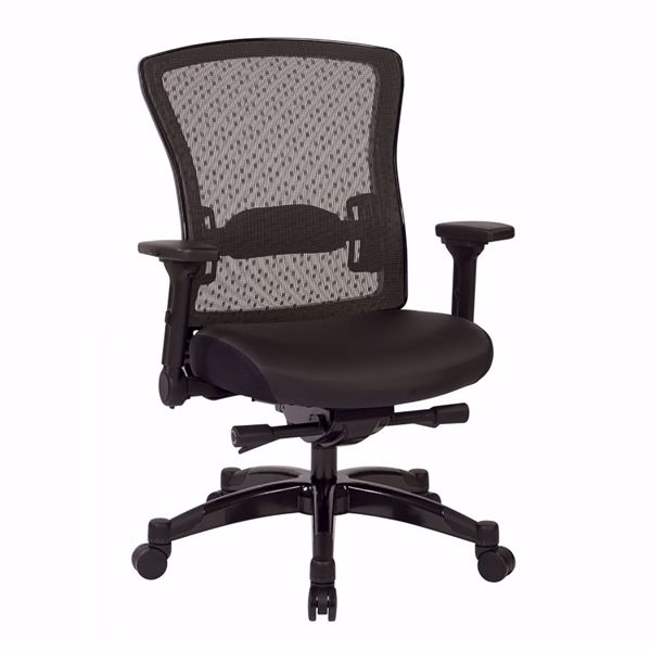 Picture of Bonded Leather Office Chair *D