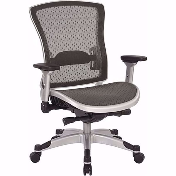 Picture of Flip Arms Mesh Office Chair 317-R22C6KF6 *D