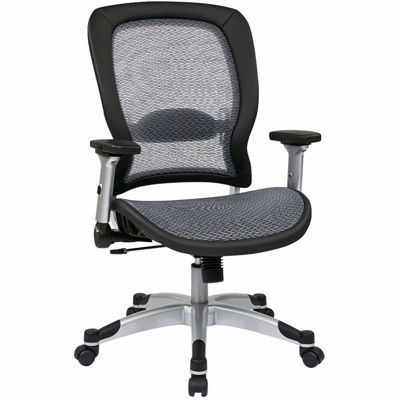 Picture of Light Black AirGrid Office Chair 327-66C61F6 *D