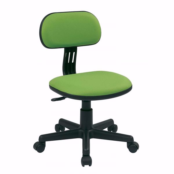 Picture of Green Fabric Office Chair 499-6 *D