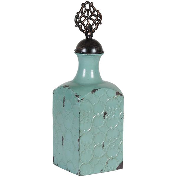 Picture of TALL RECT VASE