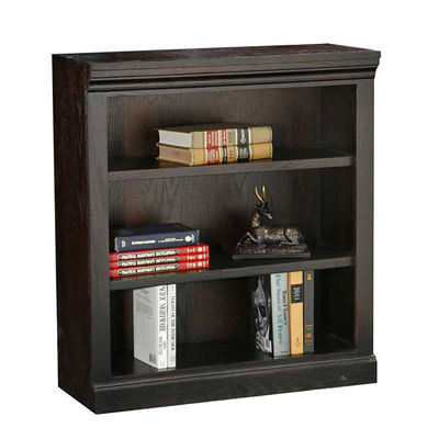 Picture of Espresso Bookcase, 2 Shelf