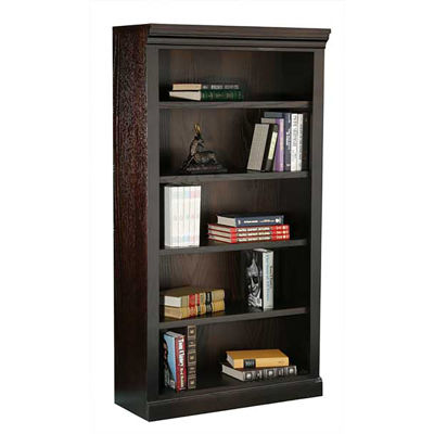 Picture of Espresso Bookcase, 4 Shelf