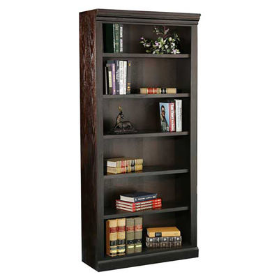 Picture of Espresso Bookcase, 6 Shelf