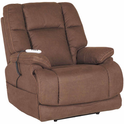 Picture of Forche Power Recliner with Adjustable Headrest and Power Lumbar Support