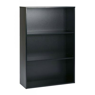 Picture of Black Prado 48 In Bookcase *D
