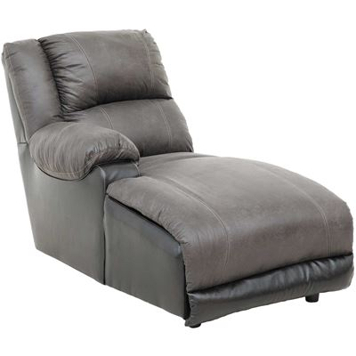 Picture of 2Tone Slate LAF Chaise