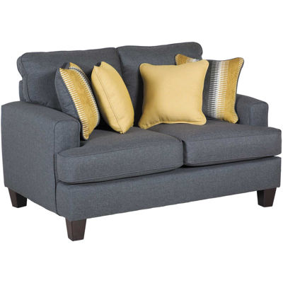 Picture of Maxwell Gray Loveseat