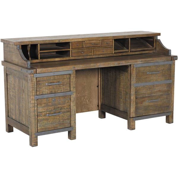 Picture of Artisan Revival 66-Inch Credenza