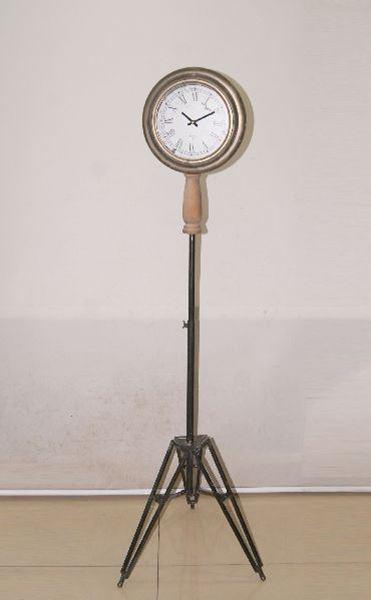 Picture of Floor Metal Clock