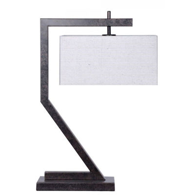 Picture of Fossil Brown Table Lamp