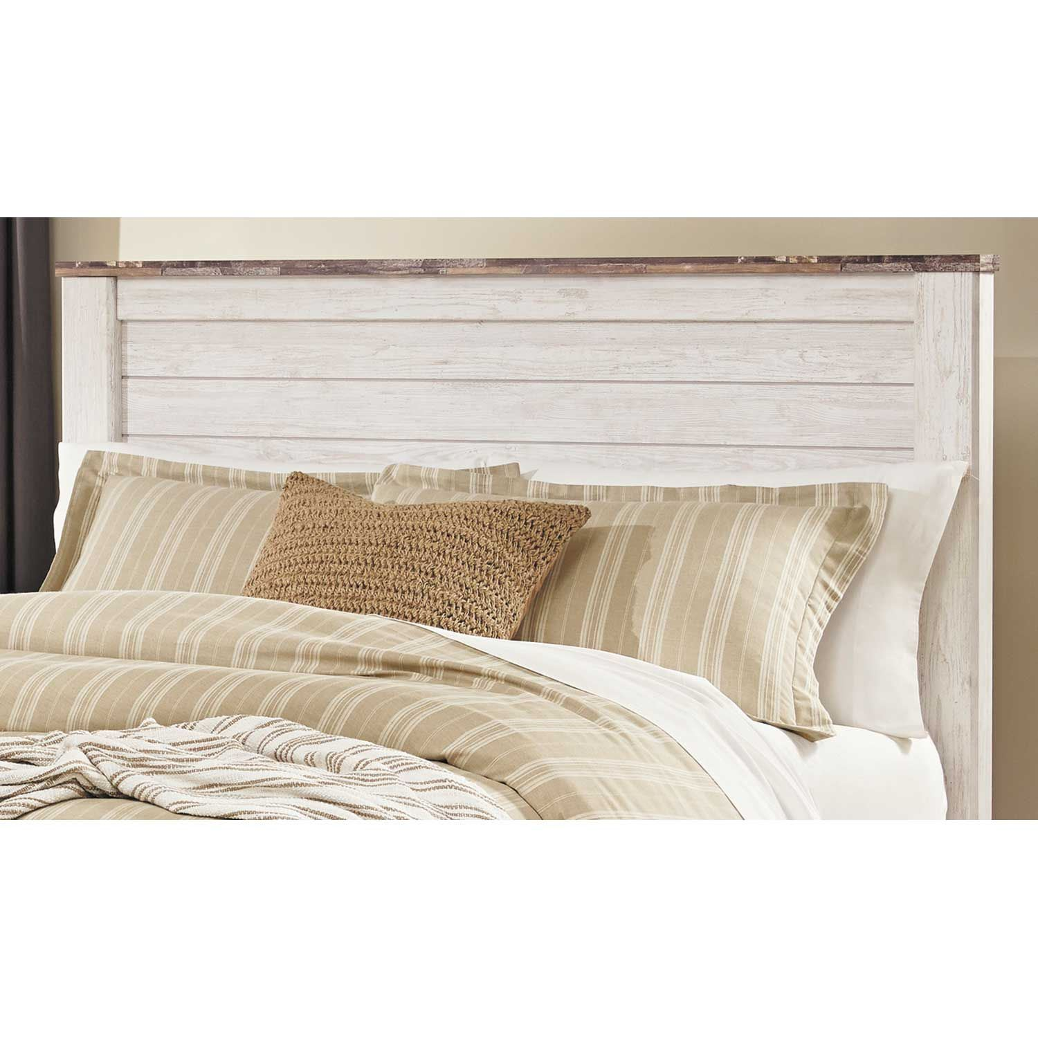 Picture of Willowton King Panel Headboard