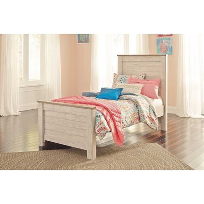 Picture of Willowton Twin Panel Bed