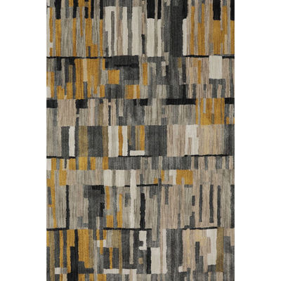 Picture of Bacchus Mustard 5X8 Rug