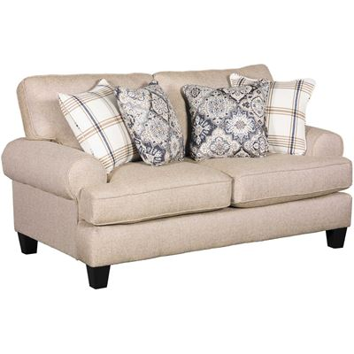 Picture of Whitaker Wheat Loveseat