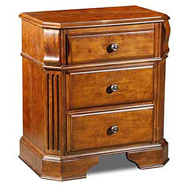Wyatt 3 Drawer Nightstand B429 93 Ashley Furniture Afw Com