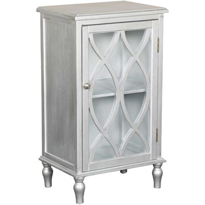 Picture of Silver Accent Chest