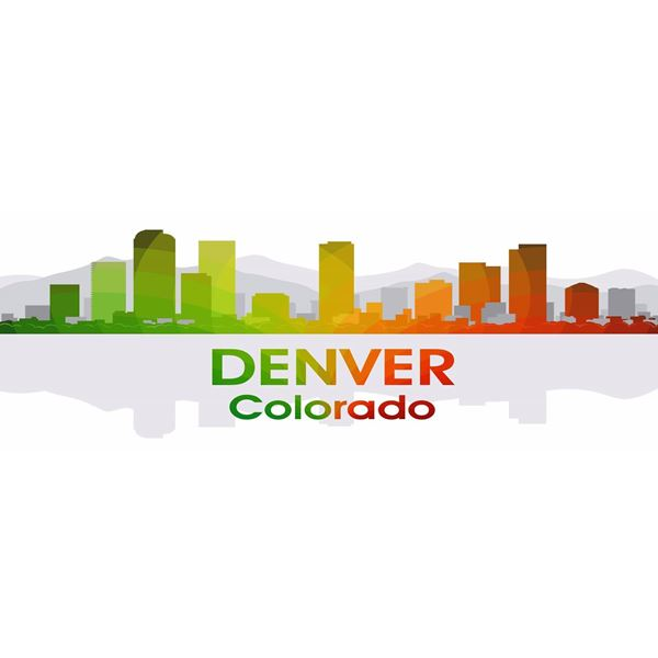 Denver Rainbow Spectrum 60x20
