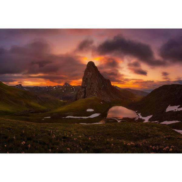 Picture of San Juan Wilderness 48x32 *D