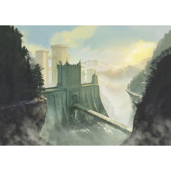 Castle Bridge 24x16
