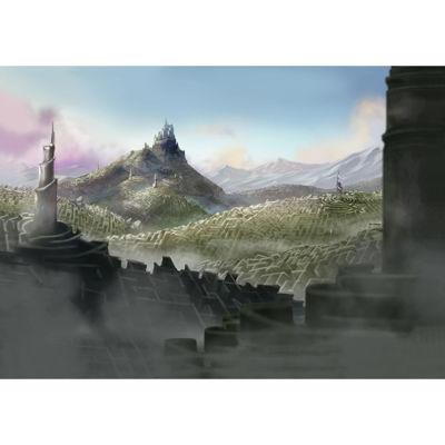 Labyrinth 24x16