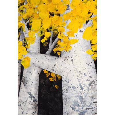 Colorado Aspens II 32x48