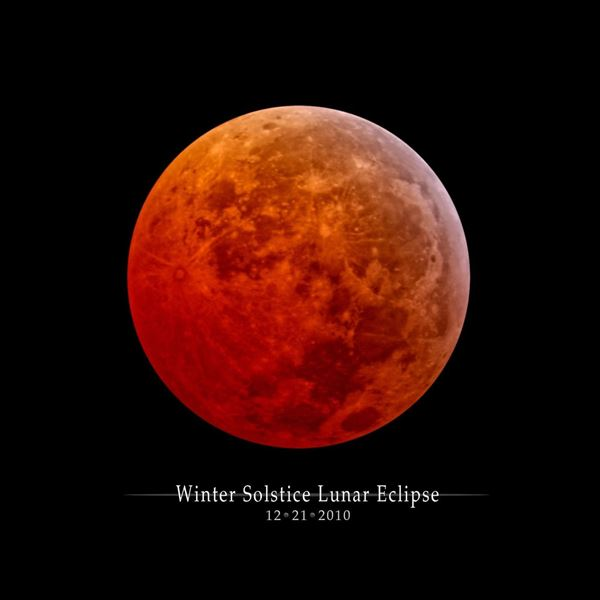 Lunar Eclipse 24x24