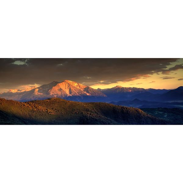 Sopris Sundown 60x20