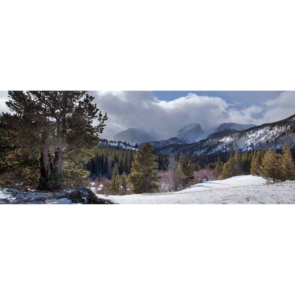 Late Winter Panorama 12x36